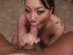Asian POV Blowjob
